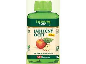 XXL balení - Jablečný ocet 500 mg 150 tbl.