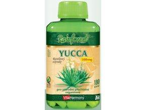 Yucca 500 mg 180 tbl.