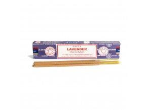Vonné tyčinky Satya Levandule 15 g