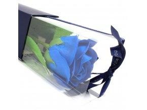 Mýdlová růže modrá 1 ks