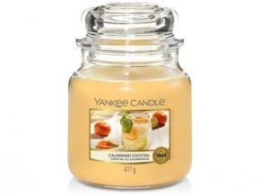 VONNÁ SVÍČKA Yankee Candle Calamansi cocktail 411g