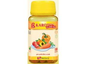 Beta karoten 25.000 m.j. (15 mg) - 100 tbl.