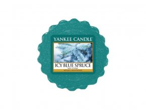 YANKEE CANDLE ICY BLUE SPRUCE VONNÝ VOSK DO AROMALAMPY 1ks