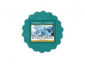 YANKEE CANDLE ICY BLUE SPRUCE VONNÝ VOSK DO AROMALAMPY 22G