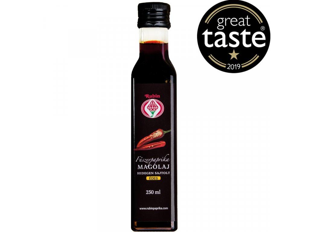 Olej z paprikových semínek sladká 250 ml