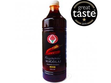 Olej z paprikových semínek sladká 1000 ml