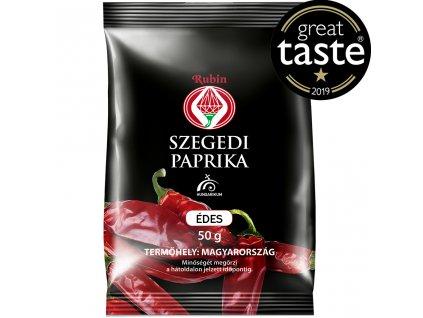 Szegedi paprika sladka 50g