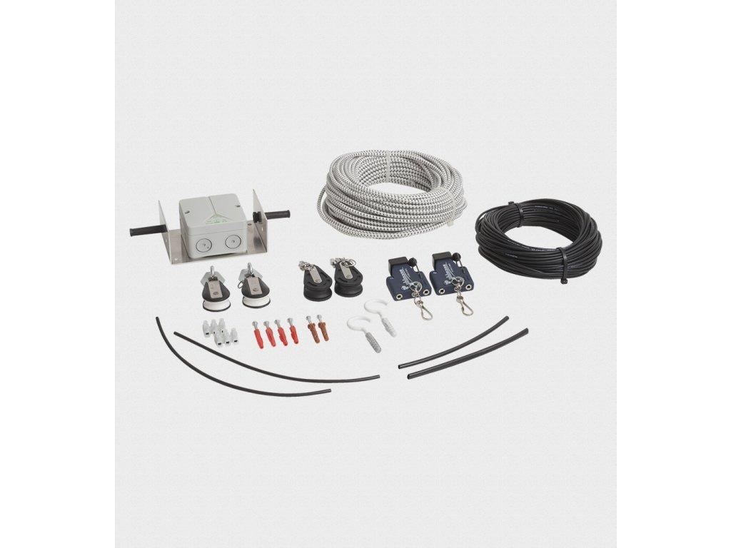 Sada pro horní vedení kabelů Uhlmann