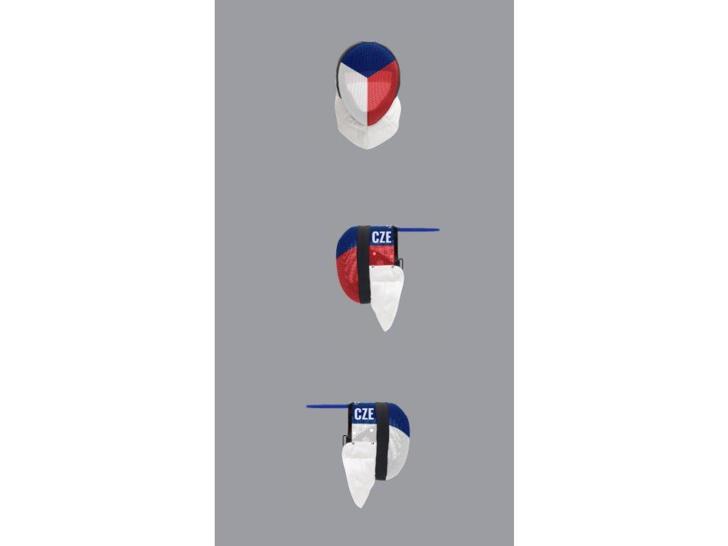 Česká kordová maska Uhlmann FIE 1600N