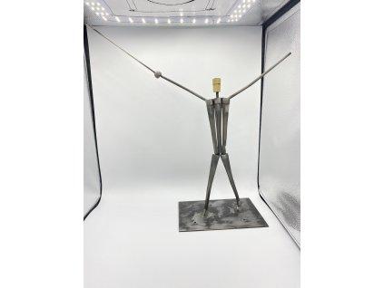 Šermířská trofej 54x48x8 cm