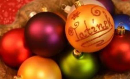 Vánoční baňky