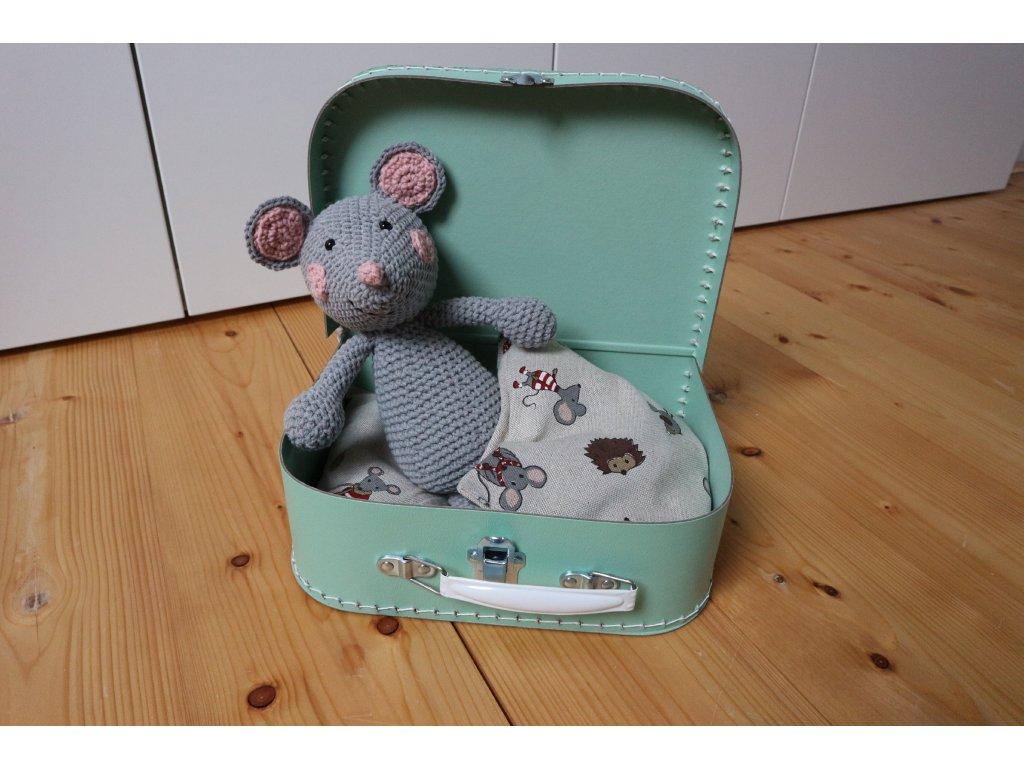 Myška v kufříku
