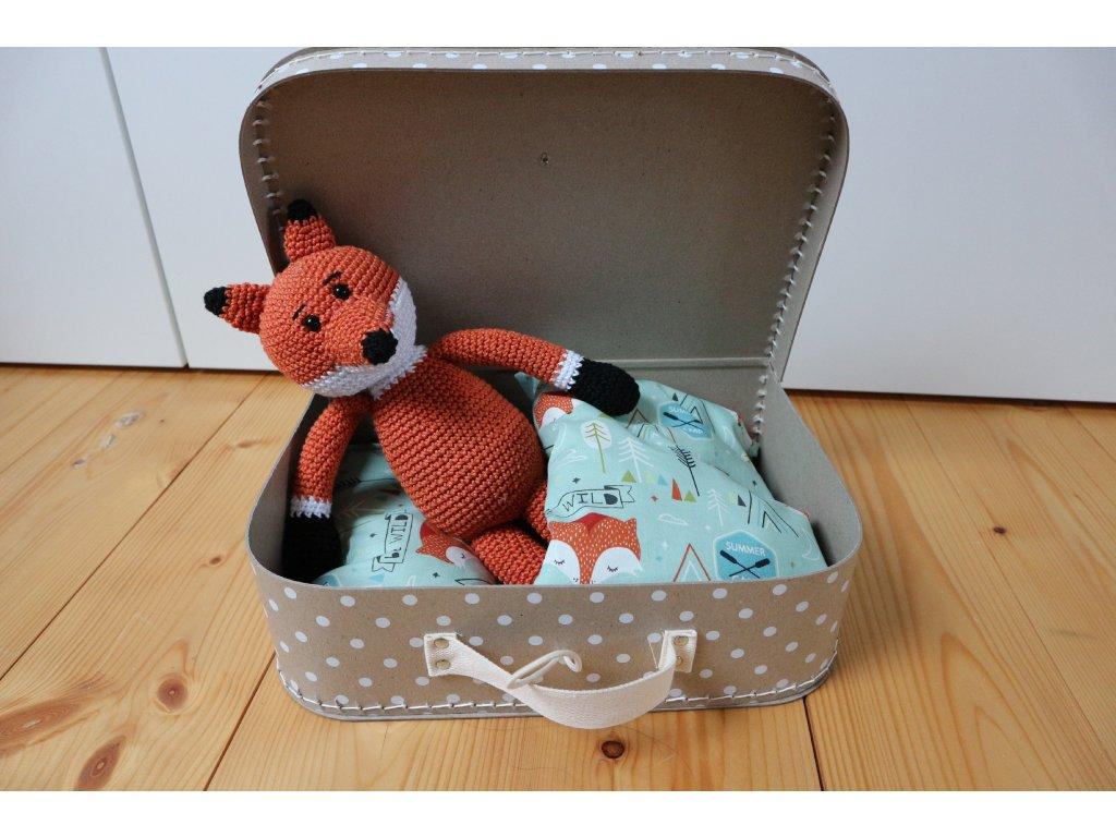 Liška v kufříku