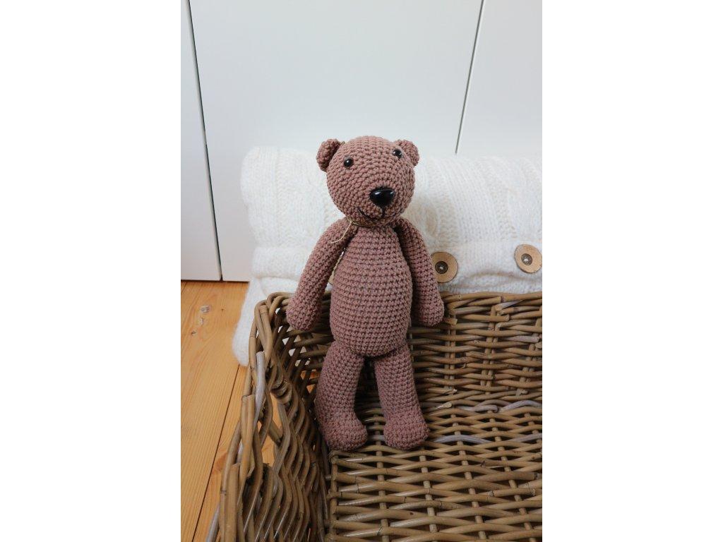 Medvídek šedohnědý