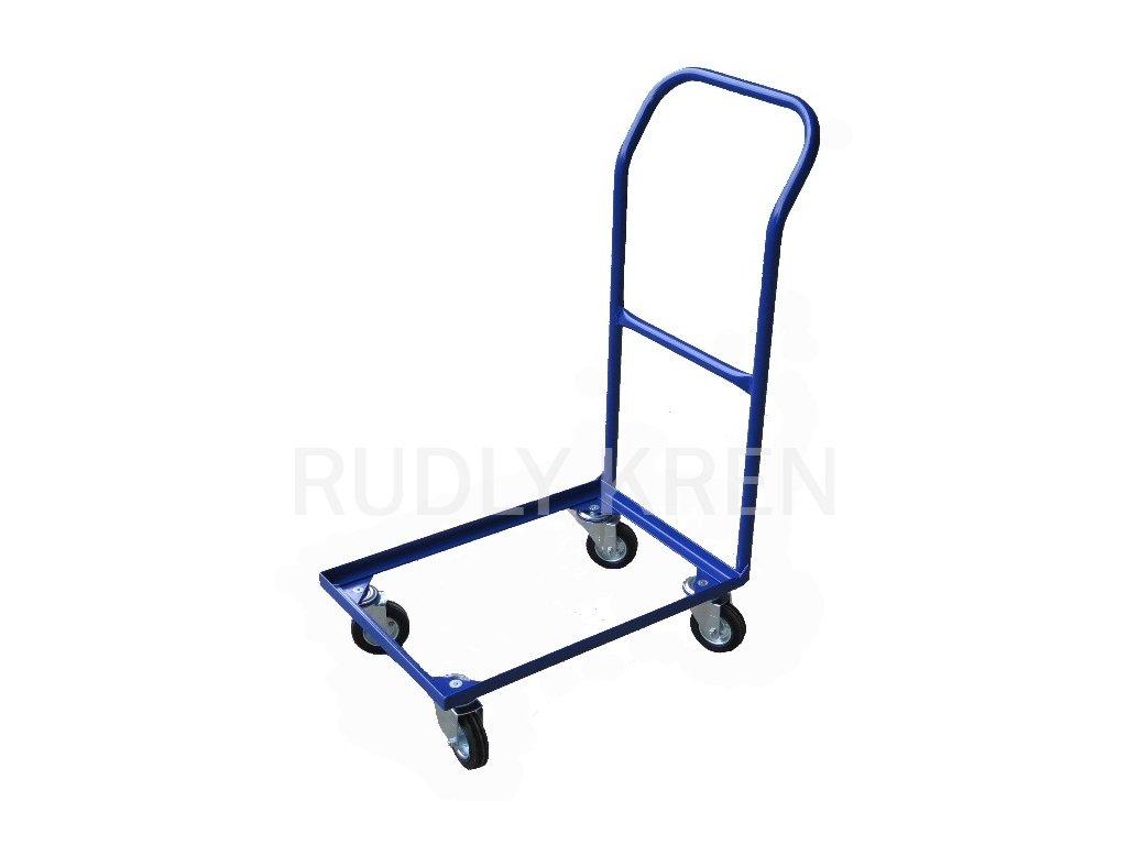 Přepravní vozík na přepravky Křen VO3