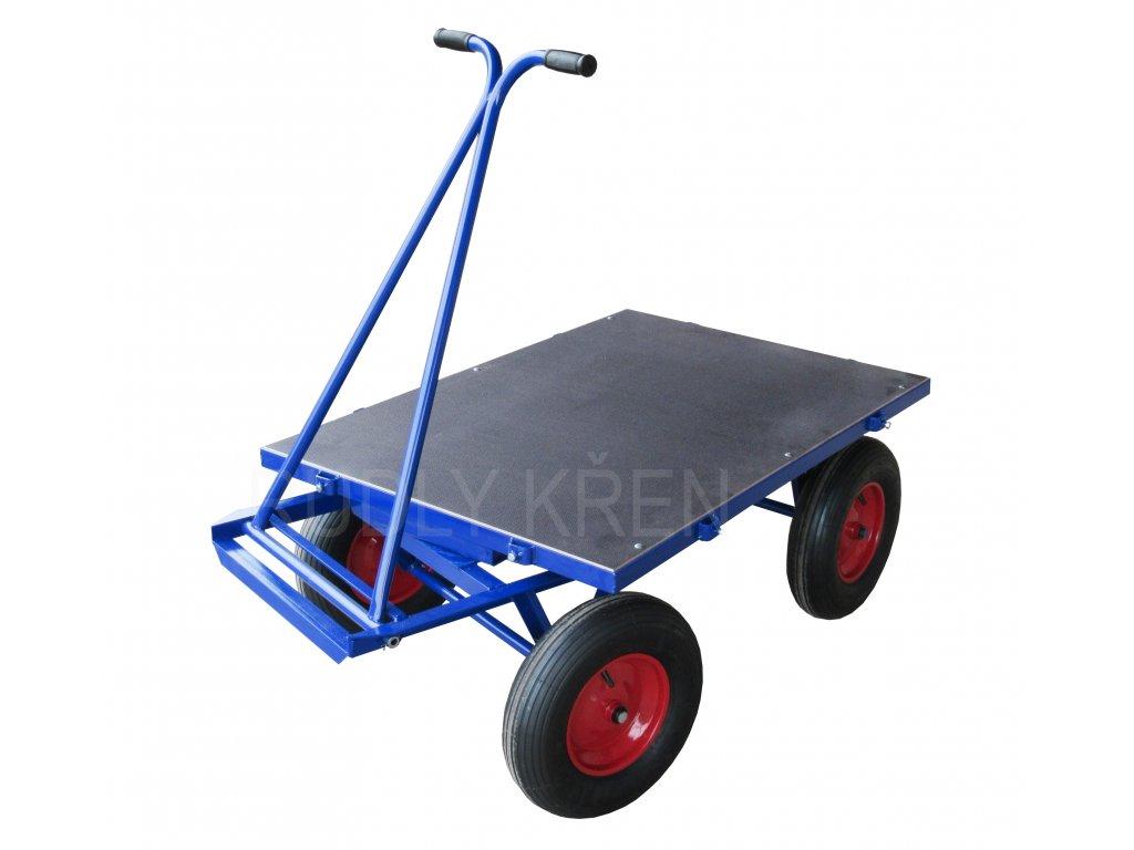 Plošinový vozík Křen JK 700
