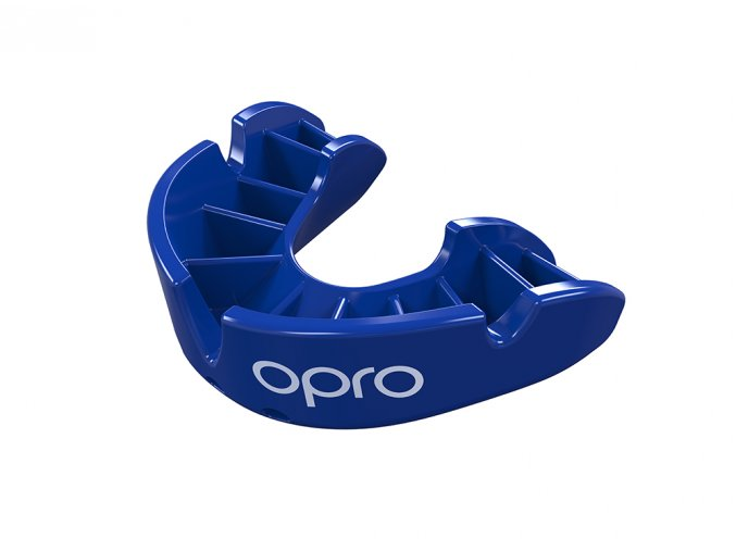 Bronze Mouthguard Blue.153.Flipped