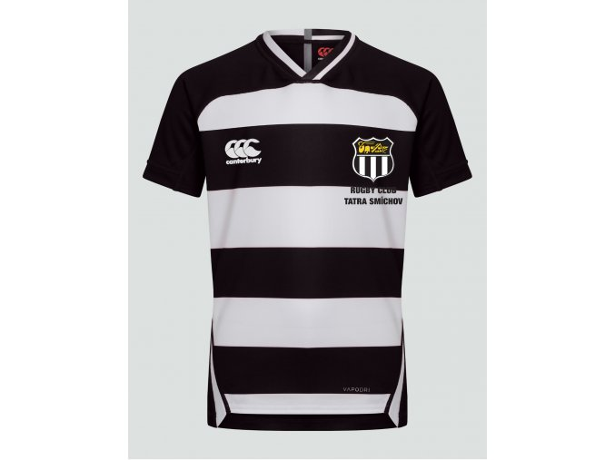 Canterbury RCTS Junior Vapodri Evader Hooped Jersey