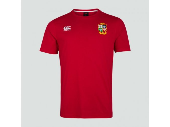 mens british irish lions cotton jersey tee p28298 33004 image