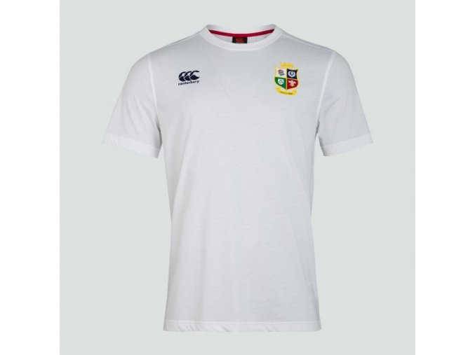 mens british irish lions cotton jersey tee p28299 33011 image