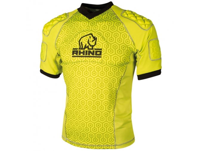 sports and outdoors rugby rugby accessories rhino pro body protection top junior