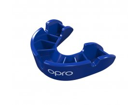 Junior Bronze Blue Mouthguard.410