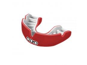 OPRO Power-Fit chránič zubů red white