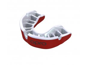 Junior gold Red Pearl Fins Mouthguard