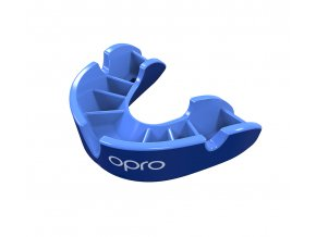 Junior Silver Blue Sky Blue Fins Mouthguard.405