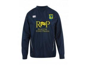 bunda Canterbury RKP Team Contact Top Junior Navy