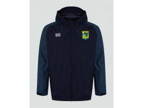 Canterbury RKP Water Resistant Full Zip Jacket Navy