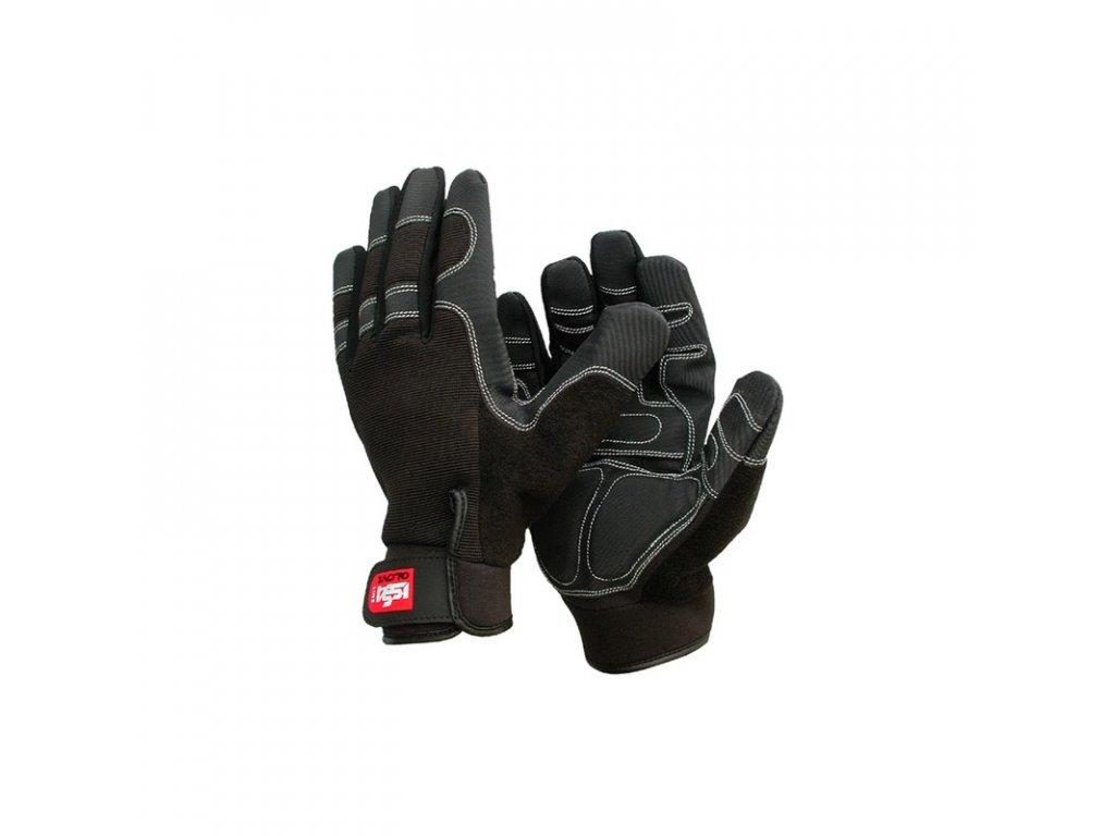 b8742588fef Antivibrační pracovní rukavice Issa Shock