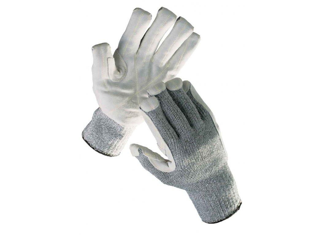 Kvalitní neprořezné rukavice