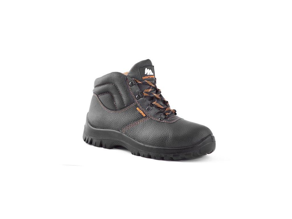 Pracovní kotníková obuv Wintoperk Delta S1  2d6222d812