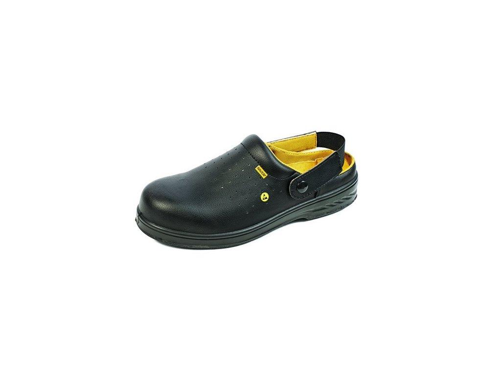 Pracovní sandál pro elektrikáře Raven