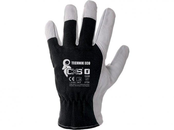 pracovní rukavice TECHNIK ECO