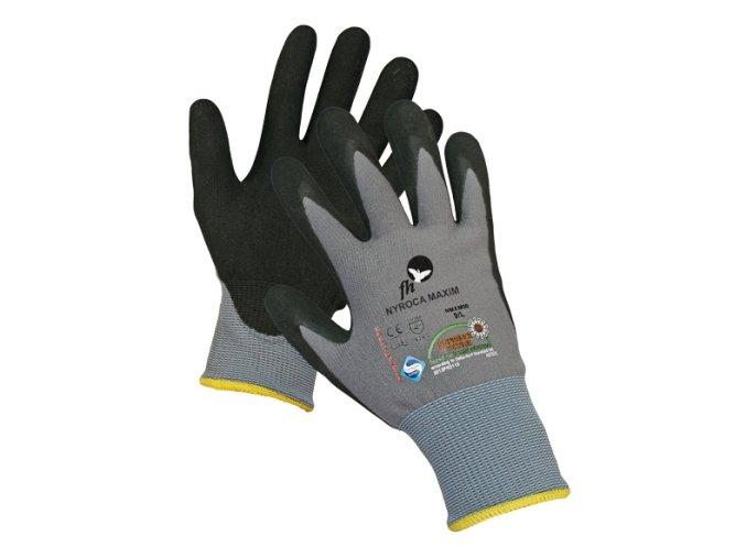 Pracovní rukavice Nyroca Maxim