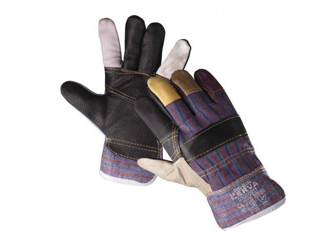 Kombinované pracovní rukavice robin