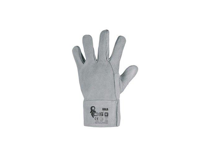Kožené pracovní rukavice KALA