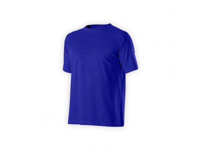 Modré pracovní tričko
