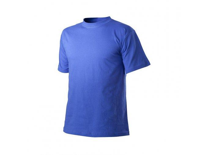 exclusive modré pracovní tričko