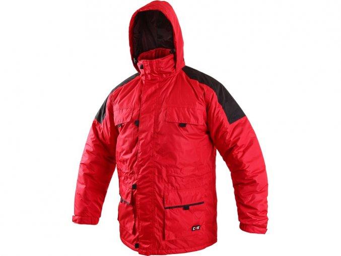 zimní pracovní bunda fremont