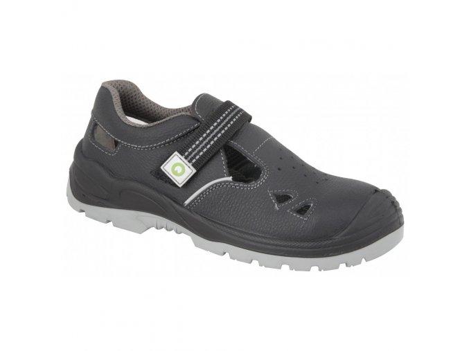Kožená obuv arsan s1