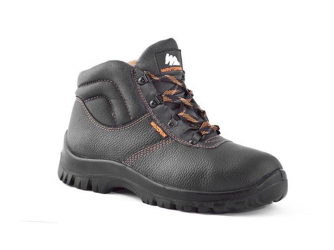 Pracovní kotníková obuv Wintoperk Delta S1