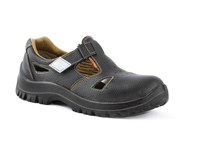 Pracovní sandál bezpečnostní Omega