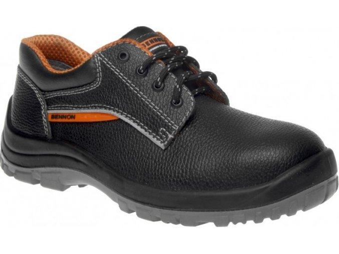 Levná pracovní obuv basic