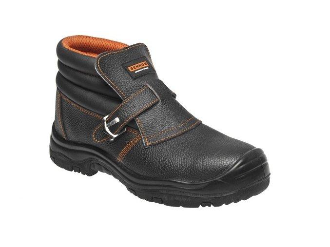 Svářečská obuv welder venek