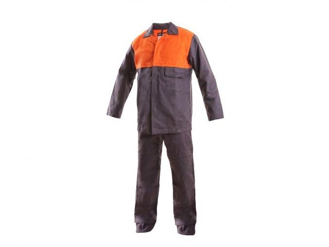 Mofos svářečský nehořlavý oblek bluza a kalhoty