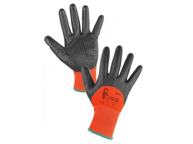 pracovní rukavice misti