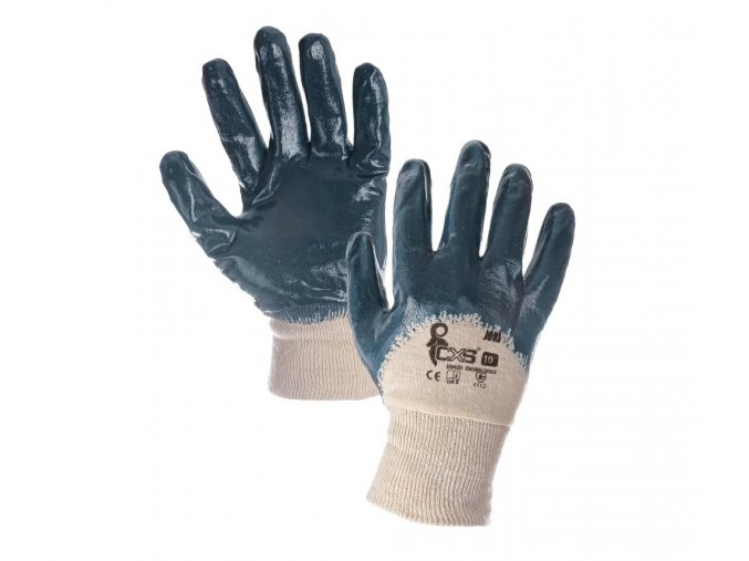 Pracovní rukavice joki povrstvené do oleje
